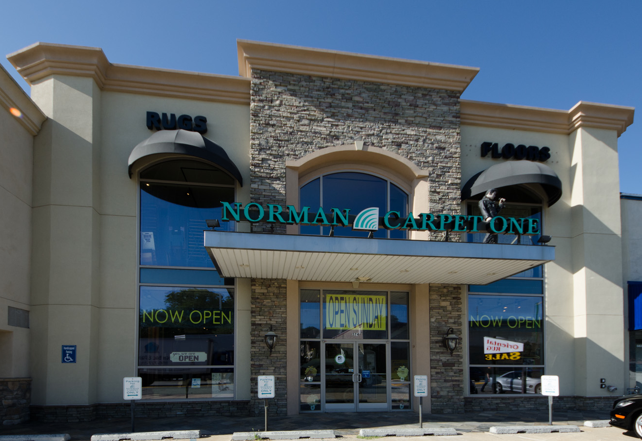 The Services That Make Norman Carpet Special