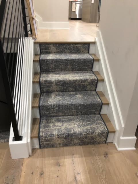 Why A Hardwood Staircase Should Have Stair Runner Norman